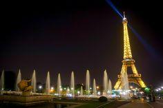 Eiffel night   par BPPrice