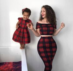 Look at this Stylish womens african fashion 9941414063 Mother Daughter Photos, Mother Daughter Outfits, Cute Fashion, Kids Fashion, Fashion Styles, Fashion Ideas, Women's Fashion, Fashion Trends, Mommy Daughter Photography