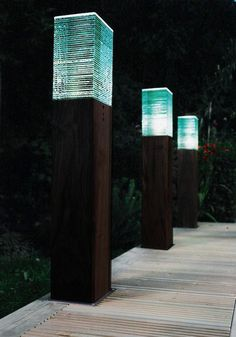 25 best contemporary bollard lights images on pinterest
