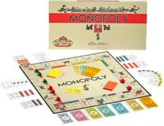 Monopoly 1935 Deluxe Edition available at The Vermont Country Store