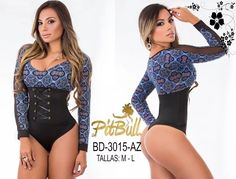 Body colombiano PitBull   +Modelos en:  http://www.ropadesdecolombia.com/index.php?route=product/category&path=93    #body #bodys #bodies #bodysreductores #moda #ropa