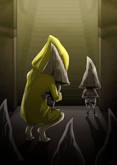 Little Nightmares by Dioptari