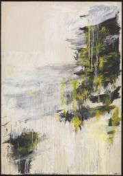 Cy Twombly 'Quattro Stagioni: Inverno', 1993–5 © Cy Twombly Foundation