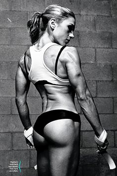 Six Tips For a Rock-Hard Rear Muscle and Fitness Hers