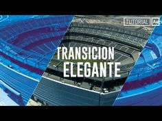Elegant Transition with Tritone After Effects Tutorial - YouTube
