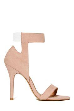 Sandal Heels//