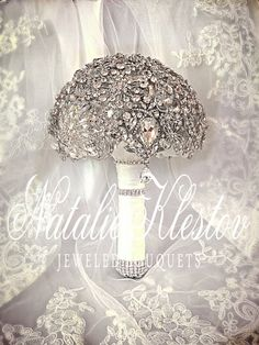 Hey, I found this really awesome Etsy listing at https://www.etsy.com/listing/169398801/wedding-brooch-bouquet-deposit-on