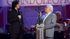 "George Jones & Joe Nichols - ""Yesterday's Wine"" on Opry Live"