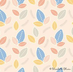 Rosie Simons Graphic and Surface Design: Feature Friday - Elizabeth Olwen