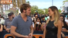 Sam Claflin Talks 'Hunger Games: Mockingjay,' 'The Quiet Ones,' and Marr...