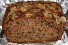 Melt & Mix Banana Bread  By Bill Granger from Feed Me Now