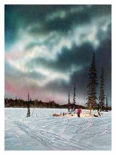 Learn about the iditarod trail