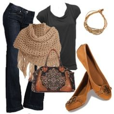 #Fall #Fashion #2013 not a fan of the bag but the rest is cute