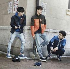 Jinhwan, Yunhyeong, B.I #Ikon