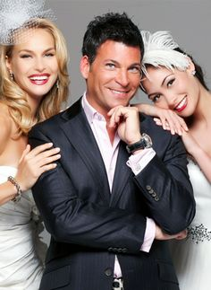 5 Ways to Personalize Your Wedding from My Fair Wedding's David Tutera : Flash: Self.com