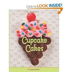 Cupcake Cakes --- http://bizz.mx/b7y