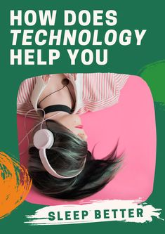 Here's how technology can help improve your sleep :) #AcupunctureWorks #Acupuncturebenefits #tcm #traditionalchinesemedicine