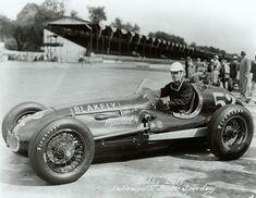 Bob Ball Blakley Spl.  Schoerder/Offy - 1951 Indianapolis 500