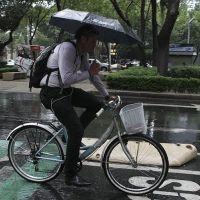 SMN prevé lluvias moderadas en el Valle de México