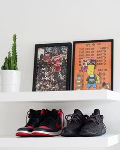 """Jumpman or Yeezy? First releasing in September of 2016, the Yeezy Boost 350 v2 has gone on to be the best-selling adidas Yeezy shoe so far. The second generation of the sneaker featured a higher-cut and patterned Primeknit upper with a contrasting stripe that read """"SPLY - 350."""" The reworked upper sat on a larger volume adidas Boost sole. 🏀👟  #hypebeaststyle #complexstyle #bestofstreetwear #pauseshot #hypeaf #streetbeast #streetstylegermany #bloggerinspo #streetstyleinspo #streetcentral"""