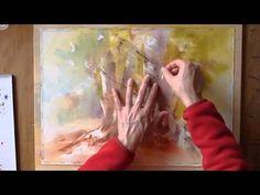 「しろぬきプレート」実演-玉川上水のケヤキの樹 - YouTube
