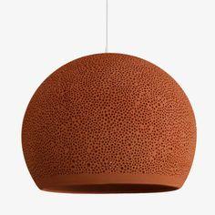 Hand-punctured Ceramic Pendant Lamp by Pott | MONOQI