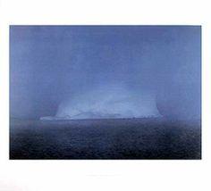Gerhard Richter - Eisberg im Nebel, 1982