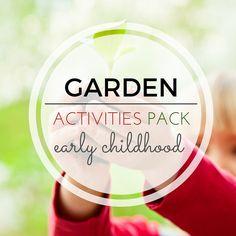 Fun Garden Activities Pack