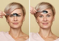 Asian Anti-Aging Massage That Takes Only2 Weeks toTighten Your Facial Skin Wrinkle Between Eyebrows, Beauty Skin, Health And Beauty, Beauty Secrets, Beauty Hacks, Beauty Tips, Anti Aging, Facial Yoga, Face Exercises