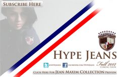 Hype Jeans - Launching real soon. September 2012. Keep your eye out.