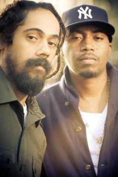 "Damien Marley, Nas--Bob really  did ""stamp' his seed !"
