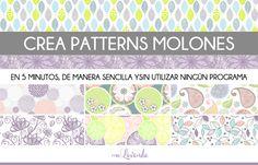 Páginas para crear patterns | Miss Lavanda