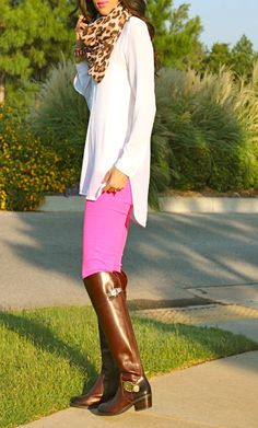 HOT PINK JEANS ,SUPER CUTE FOR FALL .