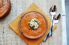 Vegan Tomato Bisque