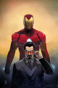 This shows the two different sides to iron Man, one as the normal day to day man -Tony Stark businessman and the other his superhero self iron Man. Again this links to my work as i will be using Iron Man as part of my characters story. Marvel Comics, Marvel Heroes, Captain Marvel, Captain America, Captain Hydra, Black Widow Avengers, The Avengers, Stony Avengers, Iron Man Kunst
