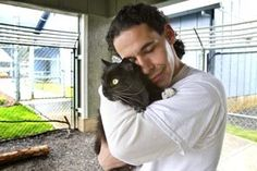 The Unbelievably Adorable Way That Prisoners And Cats Are Saving Each Other In America