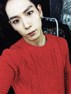 Himchan is so beautiful. And his voice is so husky.  I love him.