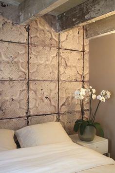 Behang. Tin-03 Brooklyn Tins-Arte | Piet Hein Eek / Sloophoutbehang | Vonk`s behang - Webwinkel Behang