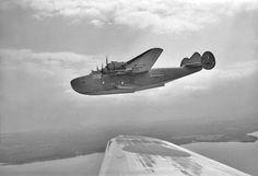 BOAC 314 in flight