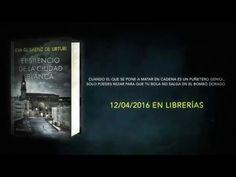 """Ríos de Tinta: BOOKTRAILERS DE """"EL SILENCIO DE LA CIUDAD BLANCA"""" ..."""