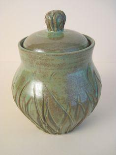 small jar by Alison Nieber