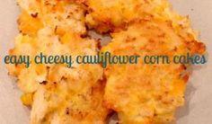 Easy Cheesy Csuliflower Corn Bakes Recipes :: YummyMummyClub.ca