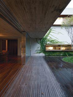 chimney house | doors ~ studio mk27