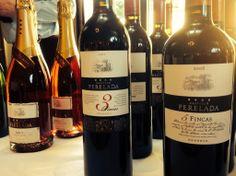 Perelada 5 Fincas, 3 Fincas y Cava Brut Rosado Drinks, Bottle, Wine Cellars, Wine, Drinking, Beverages, Flask, Drink, Beverage