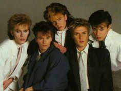 Duran Duran avevo questo poster in camera ^_^