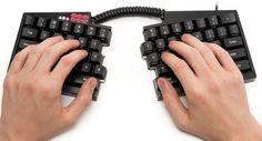 Ultimate Hacking Keyboard – The keyboard. For professionals.