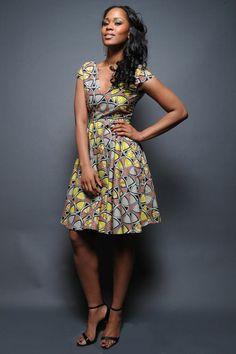 Belle en pagne modele pagne modele africain couleurs