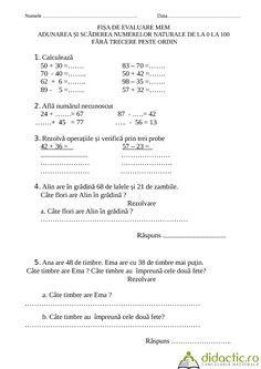 Math For Kids, Fun Math, Homework Sheet, Numbers Preschool, Kindergarten, Classroom, Education, Maths Fun, Class Room