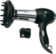 Clatronic Htd 2939 – Secador de pelo de aluminio (2 velocidades, difusor, 2000 W, filtro extraíble, colgador)   Your #1 Source for Beauty Pr...