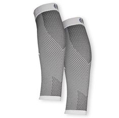 The CS6 Compression Calf Sleeve relieves pain caused by shin splints or sore calf muscles for #runners and #athletes. Get yours today.